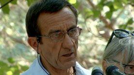 Daniel Larribe, discours d'un ex otage