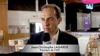 Gaz de schiste : Le président de l'UDI Jean-Christophe Lagarde au micro de Tv Languedoc
