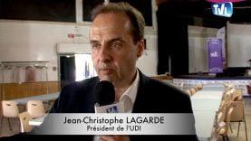 Jean-Christophe Lagarde et l'islam de France