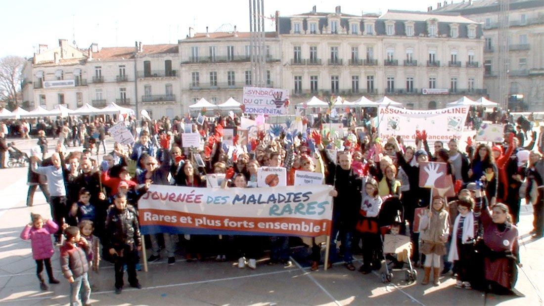 Journée internationale des Maladies Rares 2013 à Montpellier