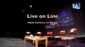 Premier Live Multi caméras pour Tv Languedoc