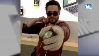 Massacre dans un apple-store à Dijon