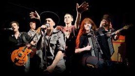 Les Naufragés est un groupe français de la région de Montpellier mêlant chanson populaire et rock