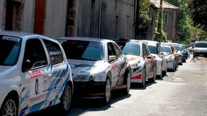 Le rallye des Camisards 2014