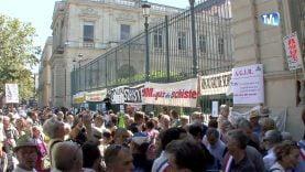 Gaz de schiste : Manifestation et opposition à la fracturation hydraulique