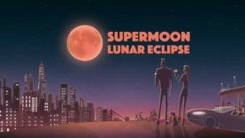 Super Blood Moon, une lune de sang
