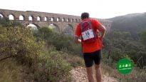 Le Trail du Pont du Gard est un évènement éco responsable dédié à la course nature et à la découverte d'un site architectural hors du commun