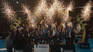 Handball : victoire pour Montpellier contre le PSG