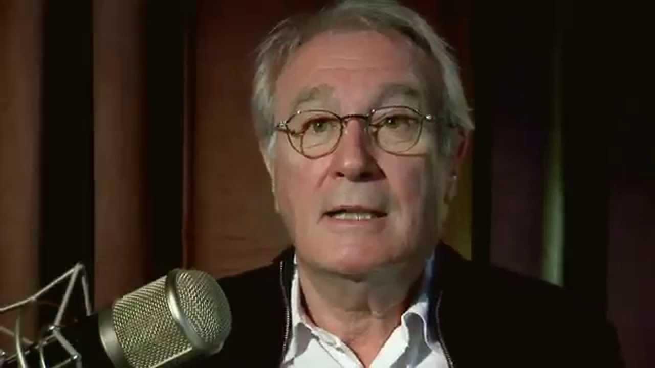 La voix du comédien Bernard Le Coq.pour La Fabuleuse Histoire de Monsieur Riquet