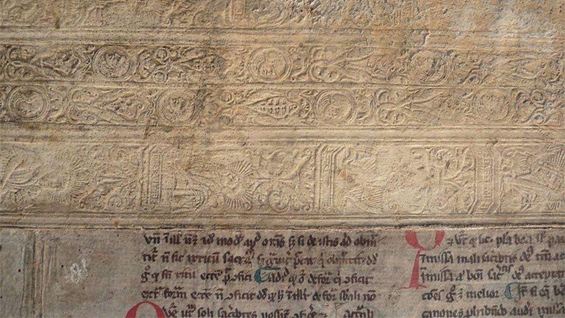De nombreux documents anciens à Rennes le Château (Aude)