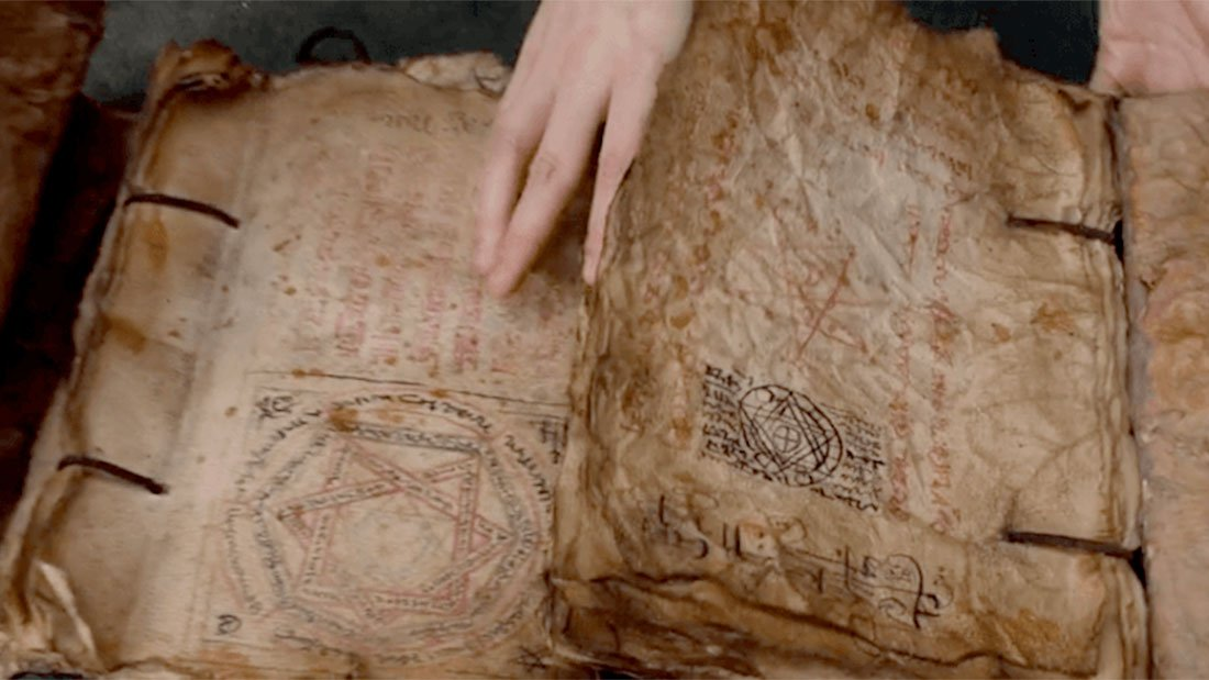 Des grimoires anciens, sources de l'occultisme