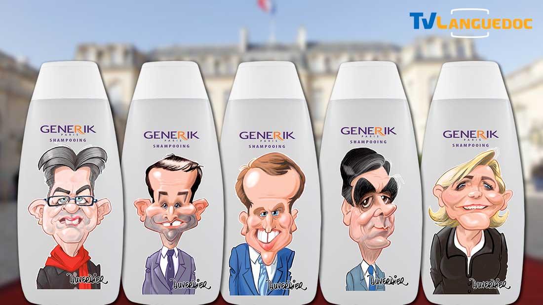 Générik, le shampoing de l'Elysée
