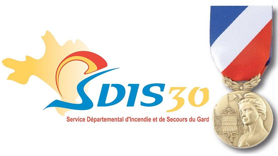 Le SDIS 30 à l'honneur en ce mois d'avril 2017