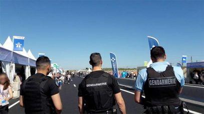 Montpellier : 10 000 personnes sur l'A9