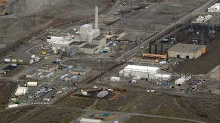 nucléaire : un tunnel s'effondre près d'un site le plus contaminé de l'hémisphère occidental