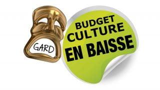Budget culture en baisse dans le Gard