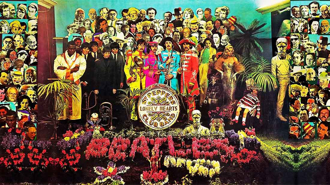 Sgt. Pepper 's Lonely Hearts Club Band