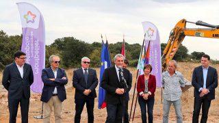 Lancement des travaux pour la déviation de Castries à l'Est de Montpellier