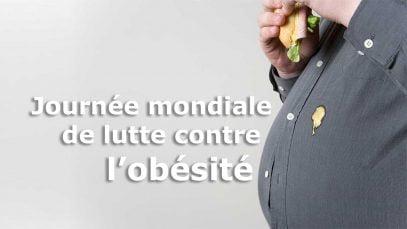 Journée mondiale de la lutte contre l'obésité