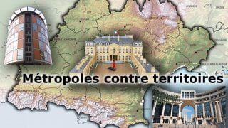 métropoles versus territoires