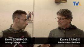 Les coachs David Zollinger et Kosma Zarazik veillent au grain