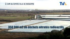 Des déchets- radioactifs aux portes de Narbonne