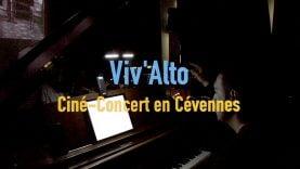 musique composition pour image cine-concert lasalle cevennes