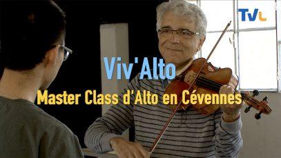 Viv'Alto – Master Class d'Alto avec Pierre-Henri Xuereb
