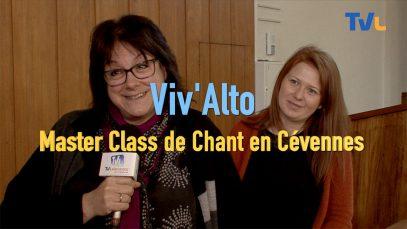 Viv' Alto, Master class de Chant à Lasalle