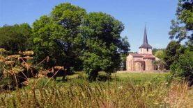 Une église en Occitanie