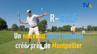 Le R-Golf, le nouveau sport mondial créé en Occitanie