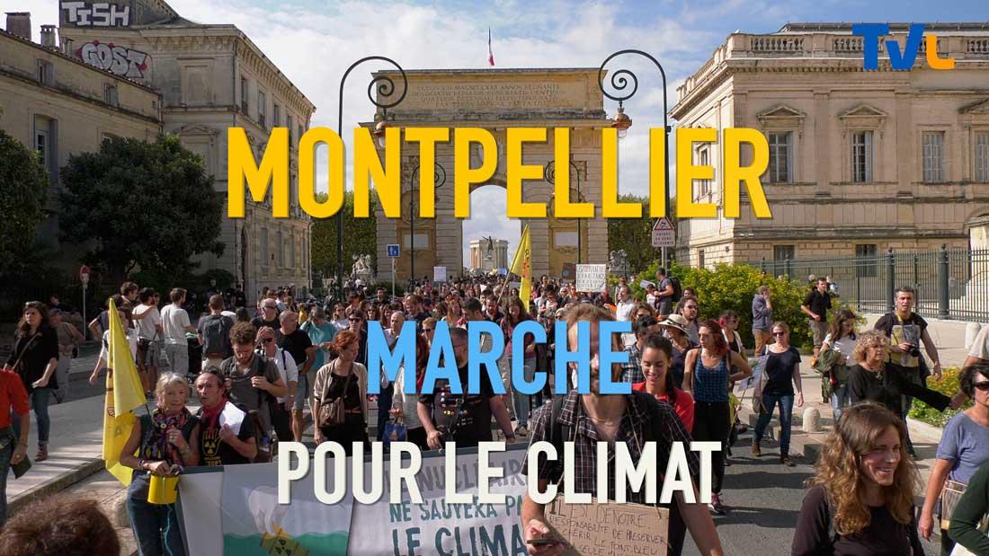 Montpellier – Marche pour le climat-