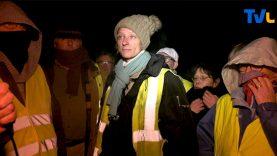 interview des Gilets Jaunes au cœur d'un blocage gardois