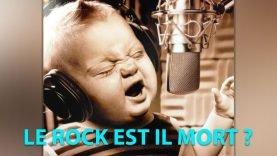le rock est mort, vive le rock
