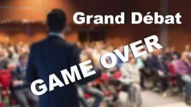 game-over dernier jour pour le grand débat national