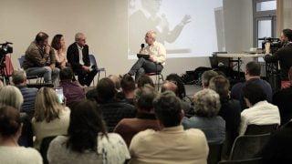 interview politique de Evolution Citoyenne par Thierry Jirkovsky de Tv Languedoc, dans le cadres des élections européennes