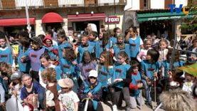 Damoiselles et Damoiseaux de la vallée sont devenues Chevaliers le temps de cete journée des médiévales du Grand Pic Saint Loup