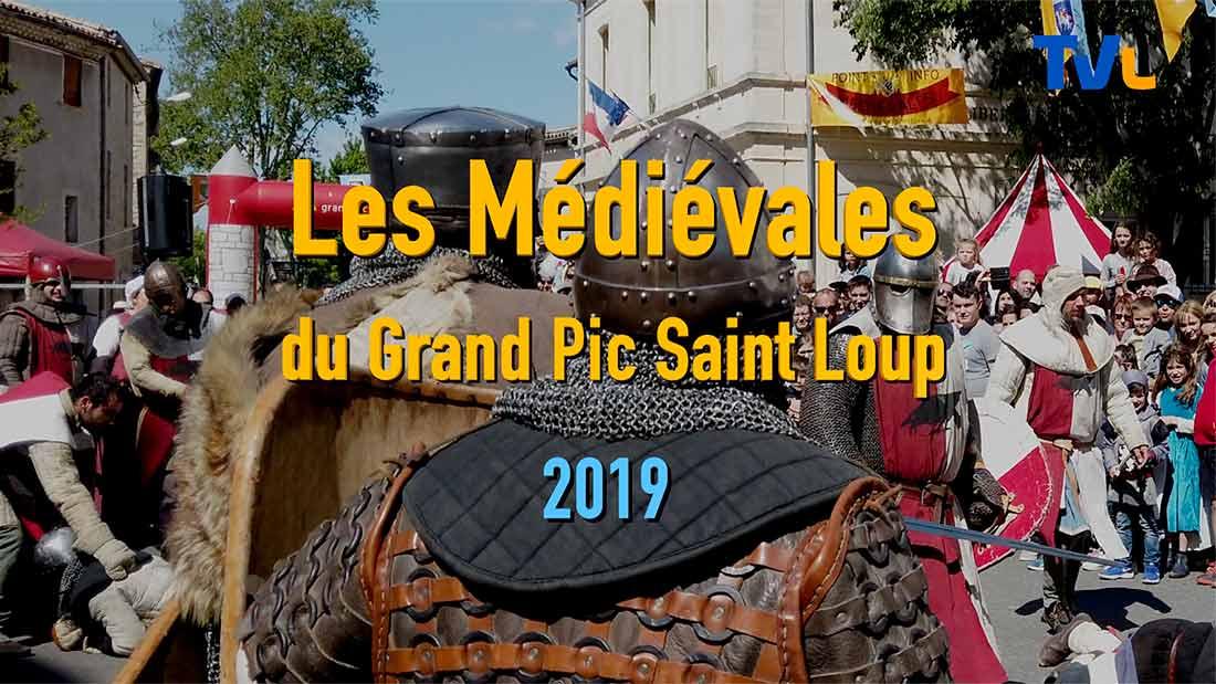 Plus de 10 000 visiteurs sont venues en la belle cité de Saint Martin de Londres pour découvrir les Médiévales du Grand Pic Saint Loup