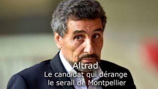 Altrad, le candidat qui dérange le serail de Montpellier