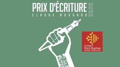 Prix d'écriture Claude Nougaro 2020 en occitanie