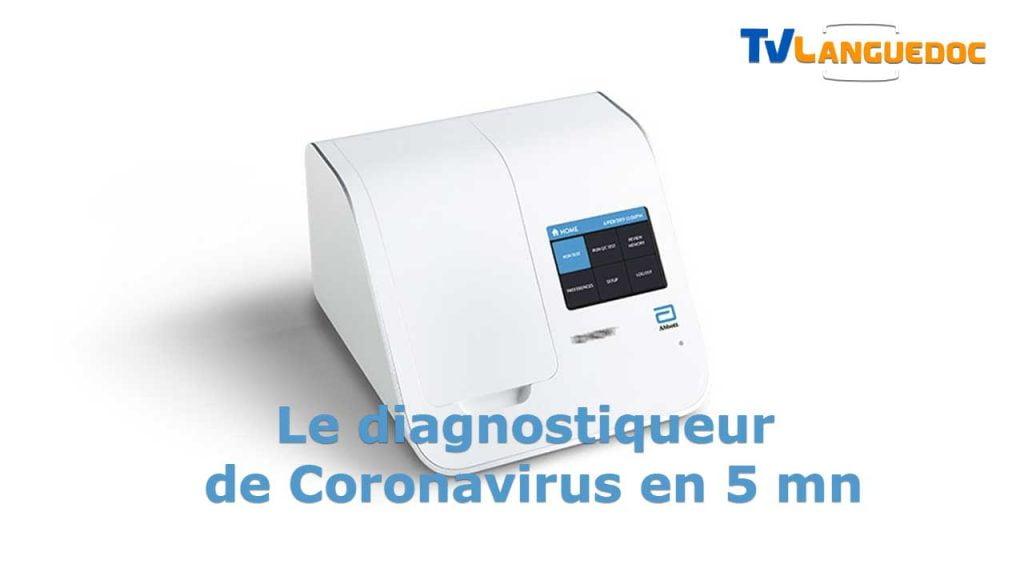 """Coronavirus : un test """"portable"""" américain donne les résultats positifs en cinq minutes et négatifs en 13 minutes 1"""