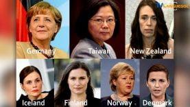 Le point commun des pays ayant les meilleures réponses contre le coronavirus …la femme
