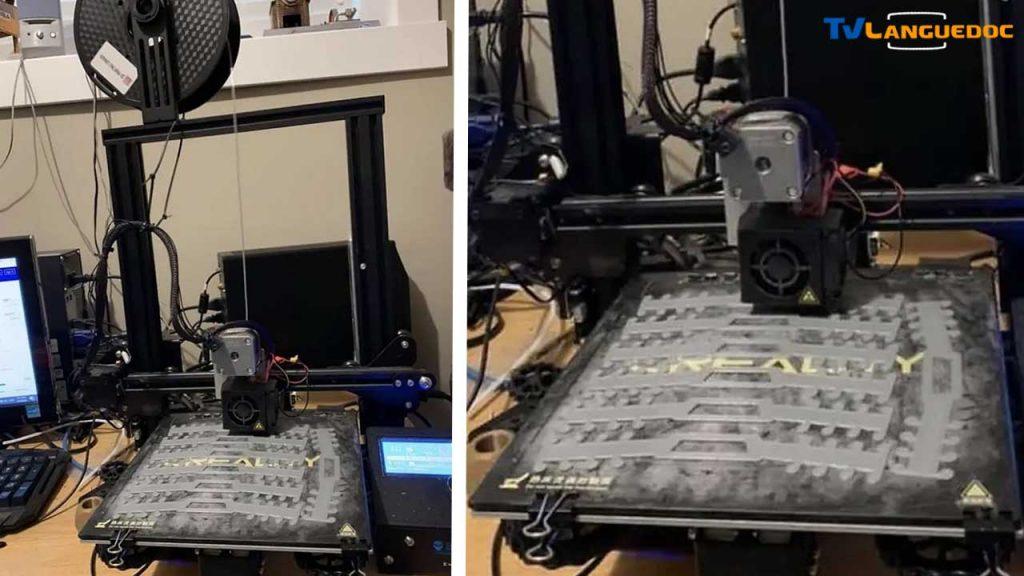 Une imprimante 3D pour la création des protèges-oreilles