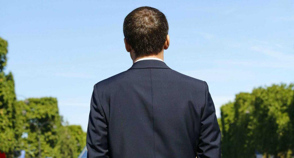 Mutisme du président Emmanuel Macron sur les sujets régaliens