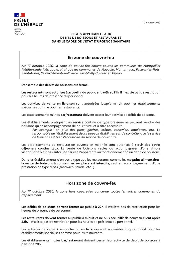 RESTAURATION EN PÉRIL : La profession mise à mal par les décisions gouvernementales 2