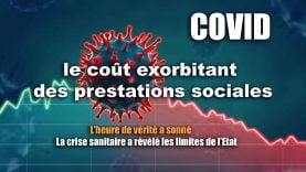 Covid : La crise sanitaire de la Covid a obligé notre pays à s'endetter considérablement.